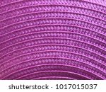 Pink Basketry Texture...