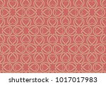 seamless thick lines repetitive ...   Shutterstock .eps vector #1017017983