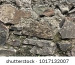 stone masonry wall background | Shutterstock . vector #1017132007