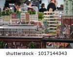 hamburg  germany   9 27 2017 ... | Shutterstock . vector #1017144343