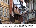 colmar  france   january 05 ... | Shutterstock . vector #1017249853