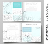 business templates for square... | Shutterstock .eps vector #1017380413