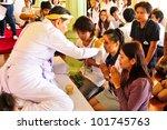 bangkok thai  april 26 ...   Shutterstock . vector #101745763