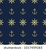 vector seamless pattern....   Shutterstock .eps vector #1017459283