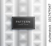 stylish lines square style... | Shutterstock .eps vector #1017479347