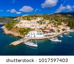 assos cephalonia kephalonia... | Shutterstock . vector #1017597403