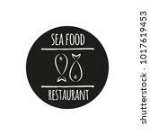 vector logo template for... | Shutterstock .eps vector #1017619453