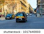 barcelona  spain   11 january...   Shutterstock . vector #1017640003
