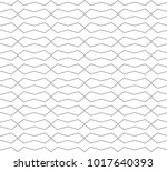 seamless geometric ornamental... | Shutterstock .eps vector #1017640393