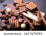 three different types of... | Shutterstock . vector #1017679393