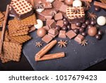 three different types of... | Shutterstock . vector #1017679423