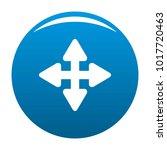 cursor displacement element... | Shutterstock .eps vector #1017720463