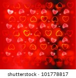 love background raster version | Shutterstock . vector #101778817