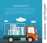 poster of lorry  small truck
