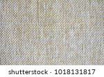 textile rough fabric background   Shutterstock . vector #1018131817