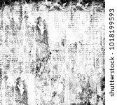 grunge black and white | Shutterstock . vector #1018199593