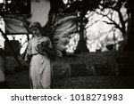 Angel Statue In Upstate New...