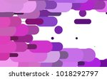 light purple vector cover with... | Shutterstock .eps vector #1018292797
