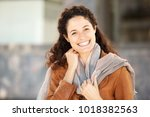 close up portrait of young... | Shutterstock . vector #1018382563