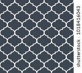 moroccan  hamptons background... | Shutterstock . vector #1018416043