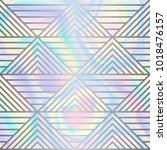 abstract luxury seamless... | Shutterstock .eps vector #1018476157