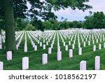 washington   june 13  arlington ... | Shutterstock . vector #1018562197