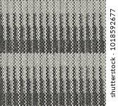 abstract monochrome discrete... | Shutterstock .eps vector #1018592677