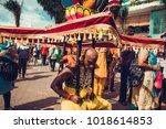 kuala lumpur  malaysia  ... | Shutterstock . vector #1018614853