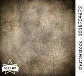 old wall texture. vector. | Shutterstock .eps vector #1018704673