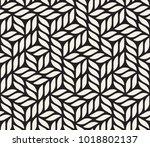 vector seamless pattern. modern ... | Shutterstock .eps vector #1018802137