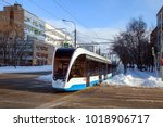 moscow  russia   february 06... | Shutterstock . vector #1018906717