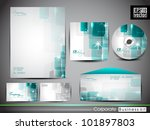professional corporate identity ... | Shutterstock .eps vector #101897803