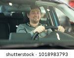 shot of a mature happy man... | Shutterstock . vector #1018983793