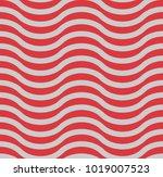 wavy chevron seamless repeat... | Shutterstock . vector #1019007523