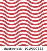 wavy chevron seamless repeat... | Shutterstock . vector #1019007553