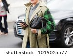 paris october 1  2017. street...   Shutterstock . vector #1019025577