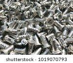 zinc alloy key parts presenting ... | Shutterstock . vector #1019070793