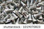 zinc alloy key parts presenting ... | Shutterstock . vector #1019070823