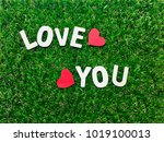 Image Love You  Wooden Alphabe...