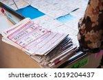 nonthaburi  thailand   february ... | Shutterstock . vector #1019204437