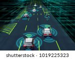 sensing system and wireless... | Shutterstock . vector #1019225323