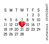 valentines day design for...   Shutterstock .eps vector #1019228647