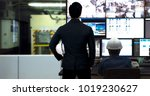 Process Control Room And...