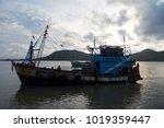 songkhla  thailand   january 8  ... | Shutterstock . vector #1019359447