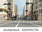 campinas  sp  brazil downtown... | Shutterstock . vector #1019451733
