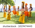 papeete  french polynesia  ... | Shutterstock . vector #1019474443