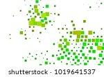 light green  yellow vector... | Shutterstock .eps vector #1019641537