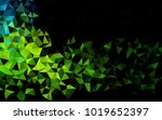 light blue  yellow vector... | Shutterstock .eps vector #1019652397