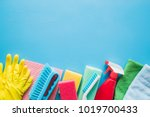 Colorful Cleaning Set For...