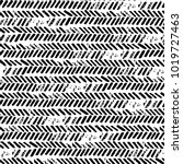 black and white seamless... | Shutterstock .eps vector #1019727463